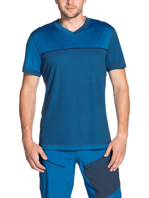 VAUDE Moab III Shirt Men fjord blue